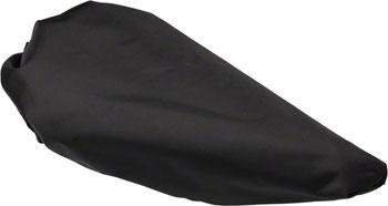 Jandd Saddle Cover Black Large