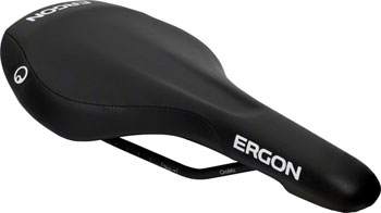 Ergon SME3-M Saddle: Medium, Black