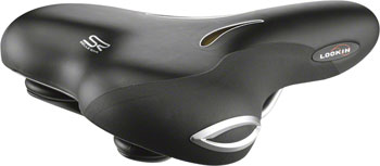 Selle Royal Lookin Moderate Womens Saddle Black