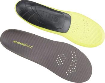Superfeet Carbon Foot Bed Insole: Size C (Men 5.5-7, Women 6.5-8)