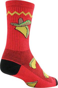 SockGuy Crew Taco Tuesday Sock: SM/MD