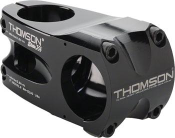 Thomson Elite X4 Mountain Stem 50mm +/- 0 degree 31.8 1-1/8 Threadless Black