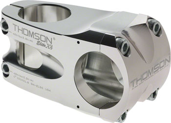 Thomson Elite X4 Mountain Stem 50mm +/- 0 degree 31.8 1-1/8 Threadless Silver