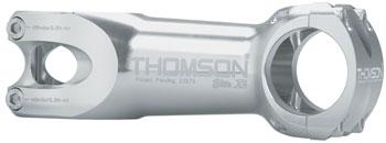 Thomson Elite X4 Mountain Stem 110mm +/- 10 degree 31.8 1-1/8 Threadless Silver