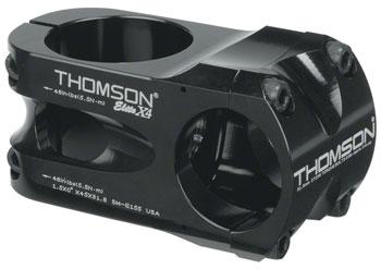 Thomson Elite X4 Mountain Stem 75mm +/- 0 degree 31.8 1.5 Black