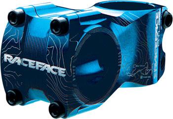 RaceFace Atlas Stem, 50mm +/- 0 degree Blue