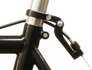 Paul Component Engineering Funky Monkey Rear Seat Post Cable Hanger 27.2mm Black