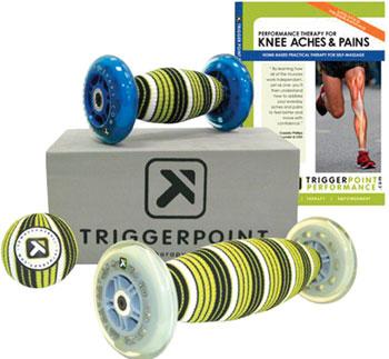 Trigger Point Performance Knee Massage Kit