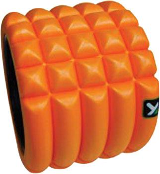 TriggerPoint GRID Mini Foam Roller: 4, Orange
