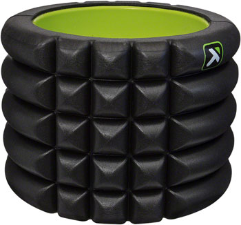 TriggerPoint GRID Mini Foam Roller: 4, Black