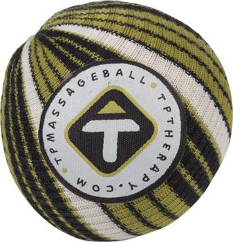 TriggerPoint Massage Ball: Green/White/Black