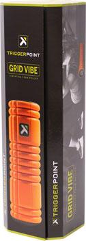 TriggerPoint GRID Vibe Foam Roller: 12, Orange