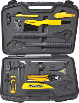 Pedro's Apprentice Portable Tool Kit: Includes 22 Tools in Foam Insert Hard Case