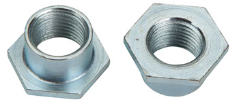 Wheels Manufacturing Drop Out Saver for Thick (Forged) Dropouts, 6.5mm insertion depth, 2 Pieces