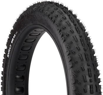 Surly Bud Tire - 26 x 4.8, Clincher, Folding, Black, 120tpi