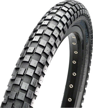 Maxxis Holly Roller Tire 20 x 1.95, Wire, 60tpi, Single Compound, Black