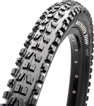 Maxxis Minion DHF Tire 26 x 2.50, Wire, 60tpi, 3C 2-Ply, Black