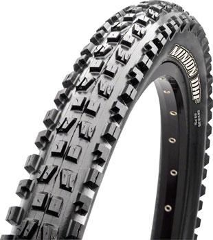 Maxxis Minion DHF Tire 26 x 2.50, Folding, 60tpi, 3C, EXO, Black