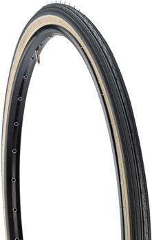 Kenda Street K40 Tire - 26 x 1-3/8, Clincher, Steel, Black/Tan, 30tpi