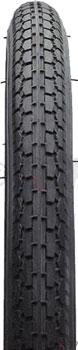 Kenda Schwinn Tire - 24 x 1-3/8 x 1-1/4, Clincher, Steel, Black, 22tpi