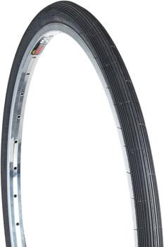 Kenda Schwinn Tire - 26 x 1-3/8 x 1-1/4, Clincher, Steel, Black, 22tpi
