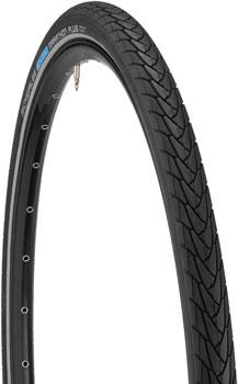 Schwalbe Marathon Plus Tire 700 x 35, Wire Bead, Performance Line, Endurance  Compound, SmartGuard, Black/Reflect