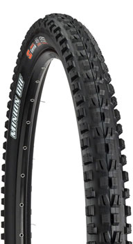 Maxxis Minion DHF Tire 29 x 2.50, Folding, 60tpi, Dual Compound, 2- Ply, Tubeless Ready, Wide Trail, Black