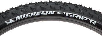Michelin Wild Grip'r 2 Advanced Tire - 26 x 2.25, Tubeless, Folding, Black