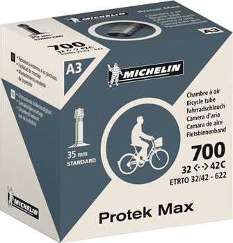 Michelin Protek Max Tube, 700x32-42mm 40mm Presta Valve