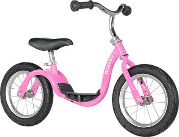 KaZAM v2s Balance Bike: Metallic Pink