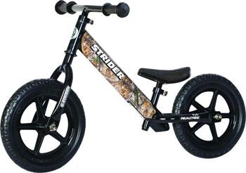 Strider 12 Classic Kids Balance Bike: Realtree