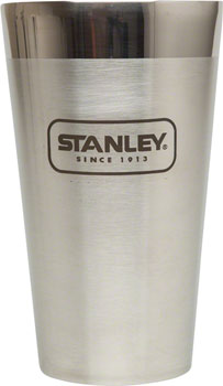 Stanley Adventure Stacking Vacuum Pint Glass: Stainless Steel, 16oz