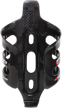 XLAB Chimp Water Bottle Cage: Gloss Black