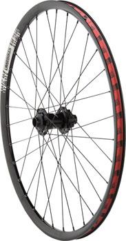 DMR Pro 26 Front Wheel, 20mm 6-Bolt Disc 32h Black
