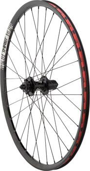DMR Pro 26 Rear Wheel, 9 Speed 10mm/135mm 6-Bolt Disc 32h Black
