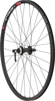 Quality Wheels Mountain Disc Front Wheel DT 466d Deore M610 26 QR