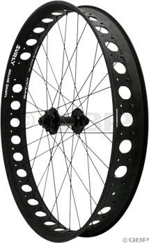 Surly Fat Bike Rear Wheel 26 Surly Ultra New Singlespeed Disc / Rolling Darryl 17.5mm Offset
