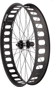 Surly Fat Bike Rear Wheel 26 DT Swiss 340 Disc / Clown Shoe 28mm Offset
