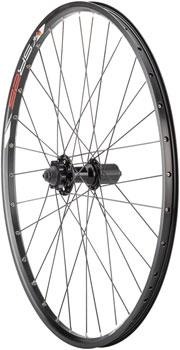Quality Wheels Value Series Disc Rear Wheel 26 SRAM 406 6-bolt / Sun SR25 Black