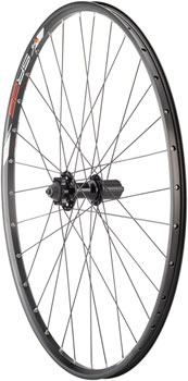 Quality Wheels Value Series Disc Rear Wheel 29 SRAM 406 6-bolt / Sun SR25 All Black