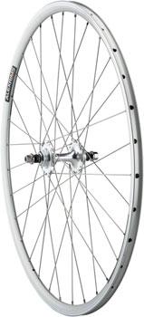 Quality Wheels Value Track Rear Wheel 700c Formula Fixed / Free Loose Ball / Alex DA22 32h Silver