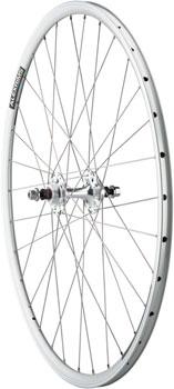 Quality Wheels Track Rear Wheel 700c Formula Cartridge Fixed/Free / Alex DA22 Silver