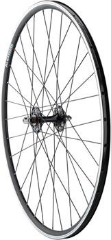 Quality Wheels Track Front Wheel 700c Formula Cartridge / Alex DA22 Black