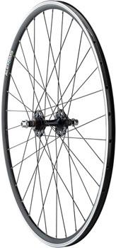 Quality Wheels Track Rear Wheel 700c Formula Cartridge Fixed/Free / Alex DA22 Black