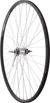Quality Wheels Value Series 2 Coaster Brake Rear Wheel 700c Shimano / Alex DC19 * Includes 18t cog