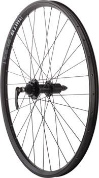 Quality Wheels Mountain Disc Rear Wheel 26 135mm QR SRAM 406 6-bolt / WTB FX23 Blackë_32h