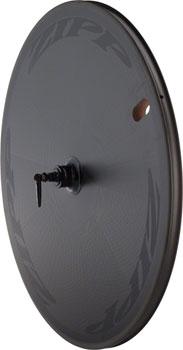 Zipp Super-9 Disc Carbon Clincher Rear Wheel, 700c, 10/11 Speed SRAM Cassette Body, V2, Black Decal